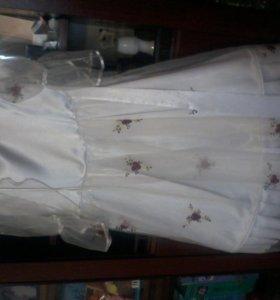 Праздничное платье...