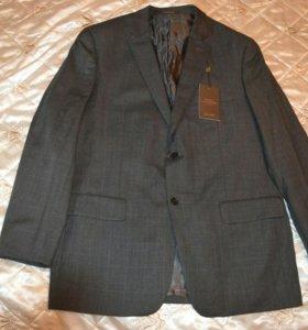 Пиджак Wool cashemire р.52