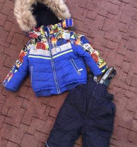 Зимний костюм кико данило