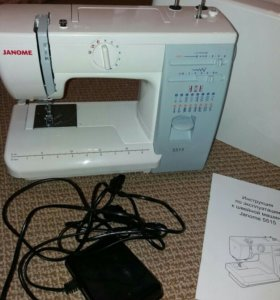 Швейная машинка JANOME 5515