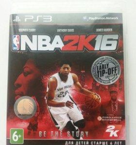NBA 16
