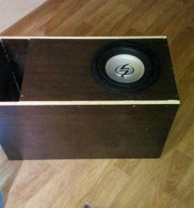 Сабвуфер Lightning Audio S4.10.VC2