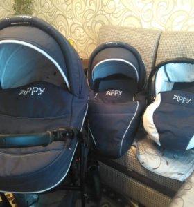 Коляска Zippy 3в1