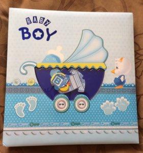 Фотоальбом для мальчика