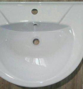 Раковина для ванны с пьедесталом