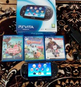 Игровая консоль Ps  Vita (wifi)