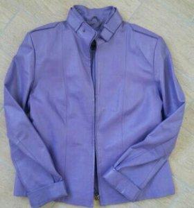 Куртка женская иск.кожа