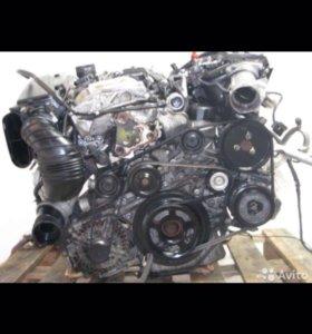 Контрактные двигатели мерседес