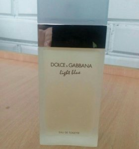 DolceGabbana Light Blue 100 мл