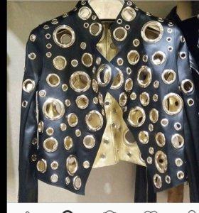 Куртки экокожа