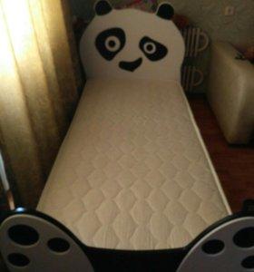Детская кровать Панда