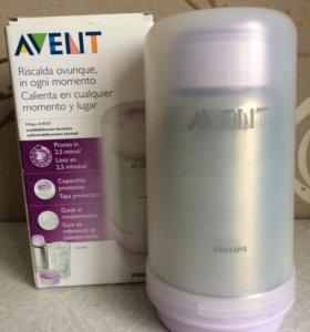 Новый термос-подогревателю для бутылочек Avent