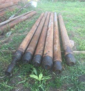 Колонковые трубы