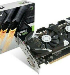 Видеокарта GTX 1050 Ti 4096Mb 128bit GDDR5