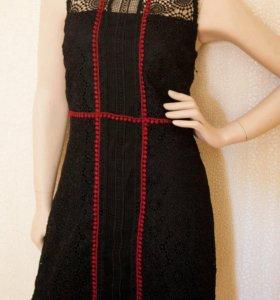 Кружевное платье Next