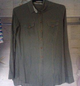Рубашка женская Pull&Bear