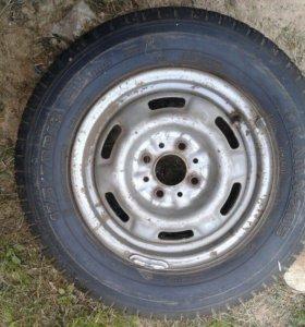 1 колесо на русский автопром