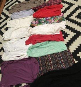 Рубашки ,блузки ,юбки все за 4000руб