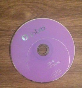 Жёсткий диск.