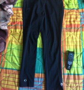 Продам брюки с завышенной талией