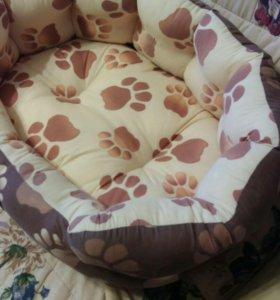 Лежак для кошек/собак fauna б/у