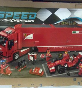 Лего феррари 75913 speed champions lego ferrari
