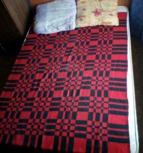 Двух спальня кровать