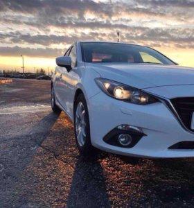 Mazda 3 2014 г.