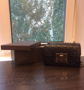 Клатч-сумка Gucci черный 0812