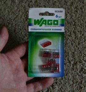 Соединительная клемма WAGO 2273-204
