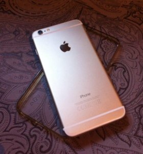 iPhone 6+ gold 16gb