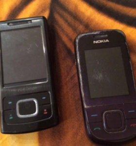 Nokia 6500 и nokia 3600