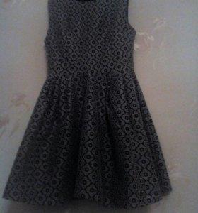 Платье женское, узор