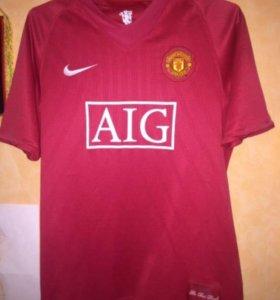 Футболка Manchester United 07/08