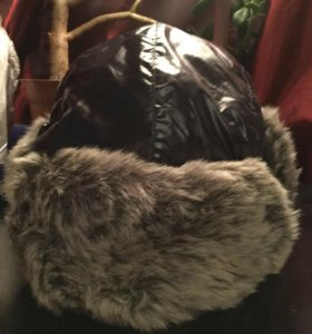 Зимняя новая шапка!