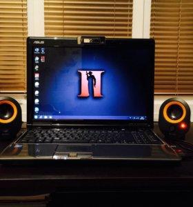 Ноутбук ASUS M50S