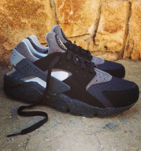 Мужские кроссовки Nike Huarache (Найк Хуарачи)