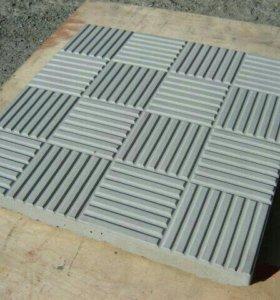 "Тротуарная плитка ""Паркет"" 300x300x30"