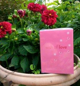 Avon Туалетная вода Wish of Love, 50 мл