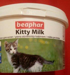 Молоко для котят и кормящих кошек beaphar Kitty M
