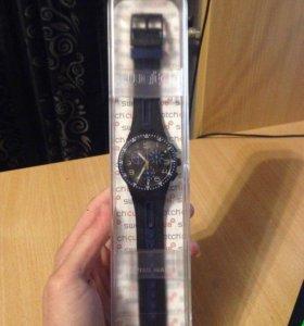 Часы наручные swatch kaicco susb406