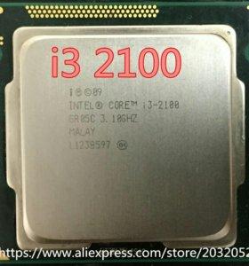 ntel Core i3-2100 Sandy Bridge (3100MHz