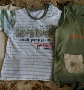 Майки, футболка 110-116