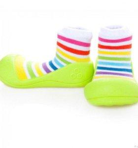 Уникальная обувь Attipas