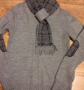 Продам свитер красивый размер 52-54