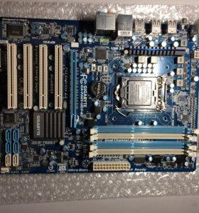 Gigabyte GA-PA65-UD3-P3 + i5 2500K