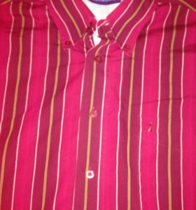 Продам фирменную рубашку размер 56