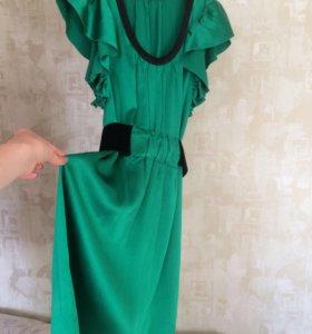 Платье от DIANE VON FURSTENBERG ( оригинал )