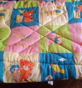 Одеяло детское тёплое