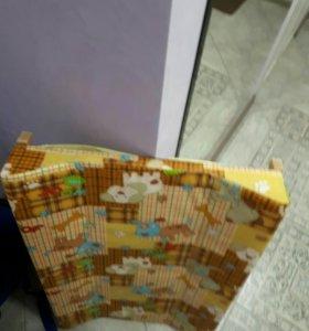 Переносной пеленальный стол